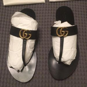 Gucci Marmont Sandal 42